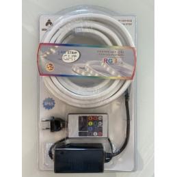 Bandeau LED RGB 5m - IP65