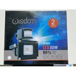 Projecteur LED 50 Watt avec...